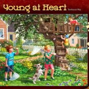Young at Heart - Treehouse Play 500 XL Piece Puzzle