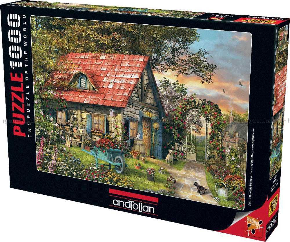 country shed 1000 anatolian puzzle