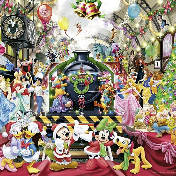 Disney – All Aboard for Christmas Puzzle – 1000 Piece