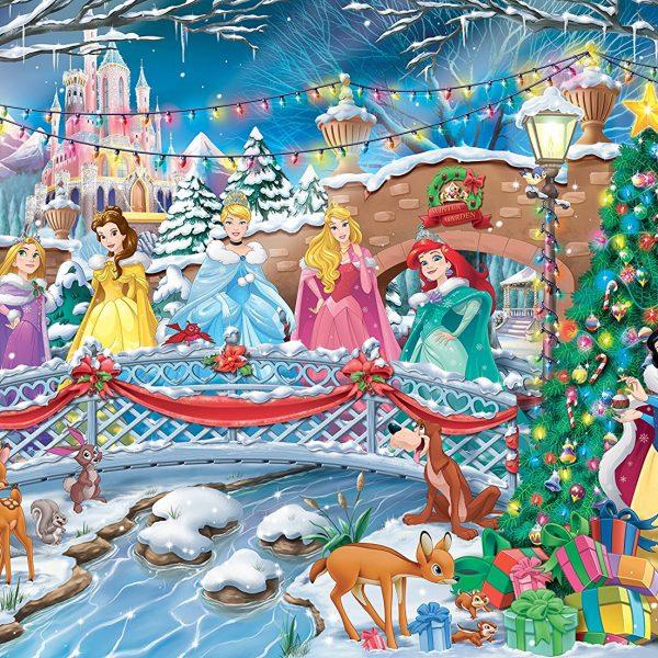 Disney Princess Christmas 500 Piece Puzzle