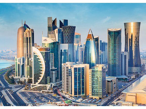 Doha Qatar 2000 Piece Jigsaw Puzzle