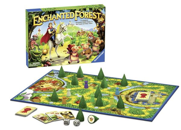 Enchanted Forest Ravensburger Board Game