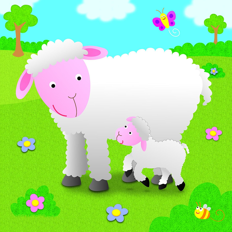 Galt - Mother & Baby Puzzles - Farm