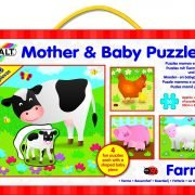 Galt - Mother & Baby Puzzles - Farm