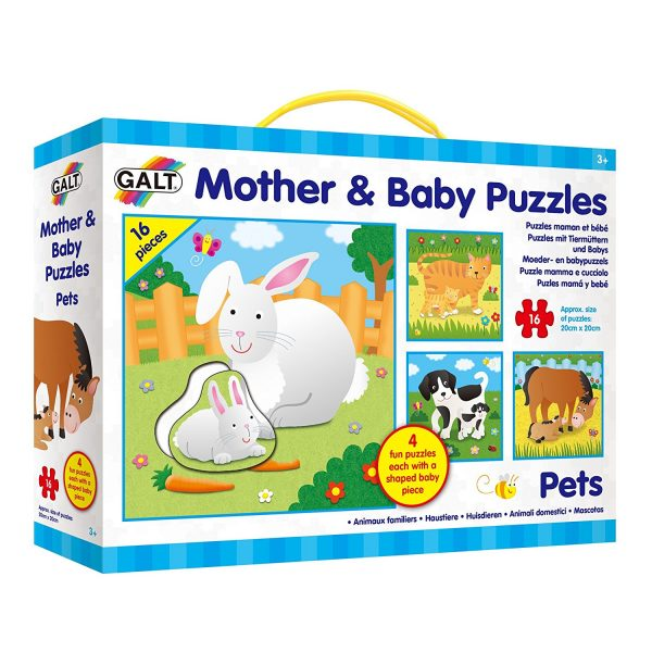 Galt Mother & Baby Puzzles – Pets
