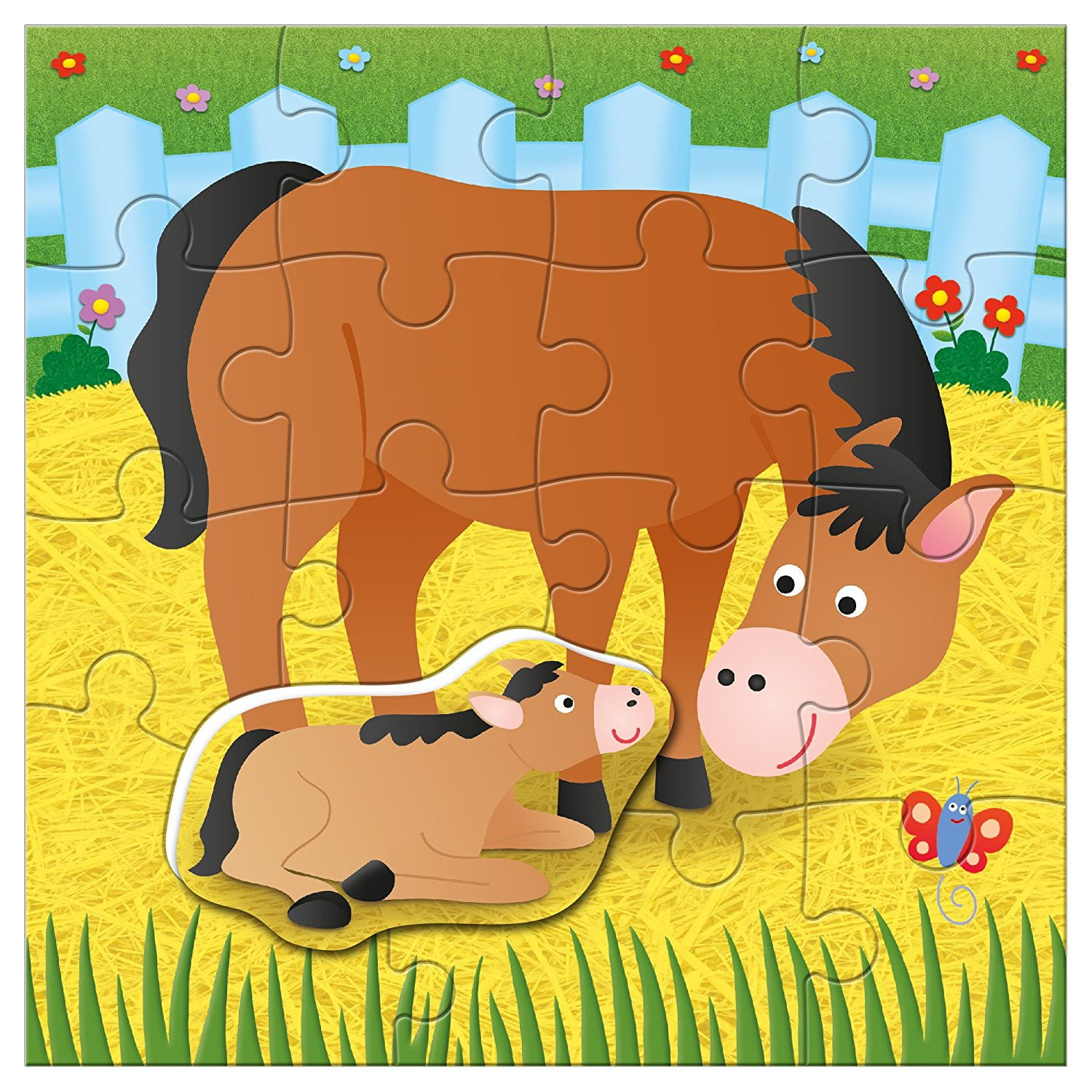 Galt - Mother & Baby Puzzles - Pets