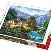 Hacienda by The Stream 3000 Piece Trefl Puzzle