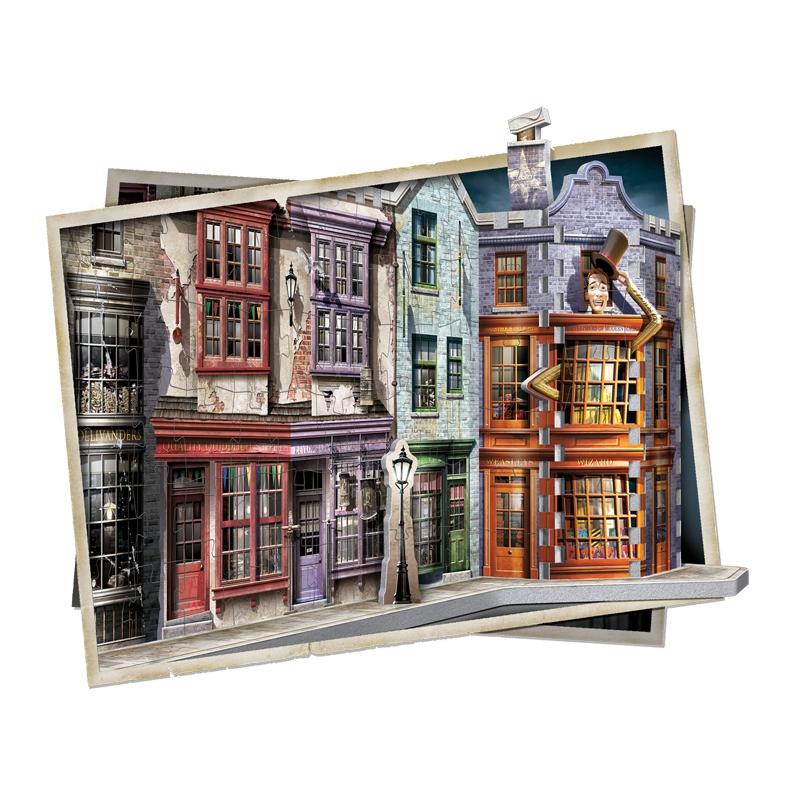 Harry Potter - Diagon Alley 450 Piece Puzzle