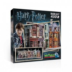 Harry Potter - Diagon Alley 450 Piece Puzzle