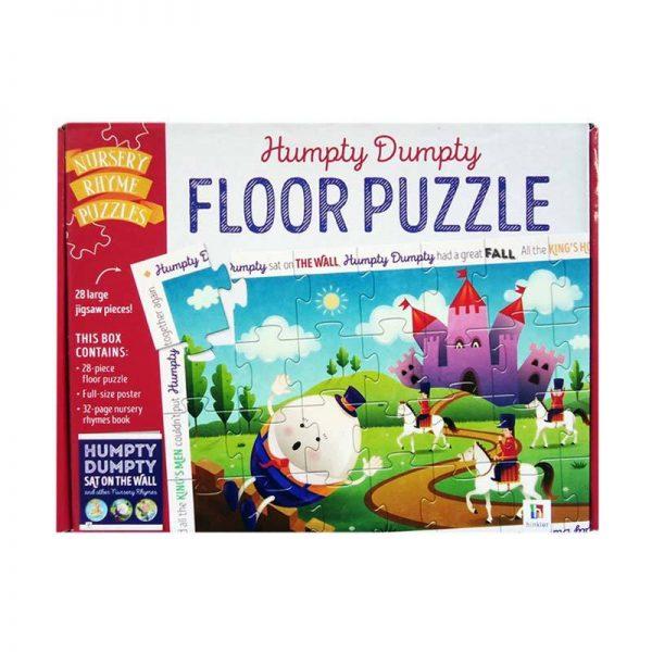Humpty Dumpty 28 Large Piece Floor Puzzle