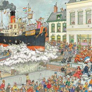 JVH St Nicolas Parade 1000 Piece Puzzle