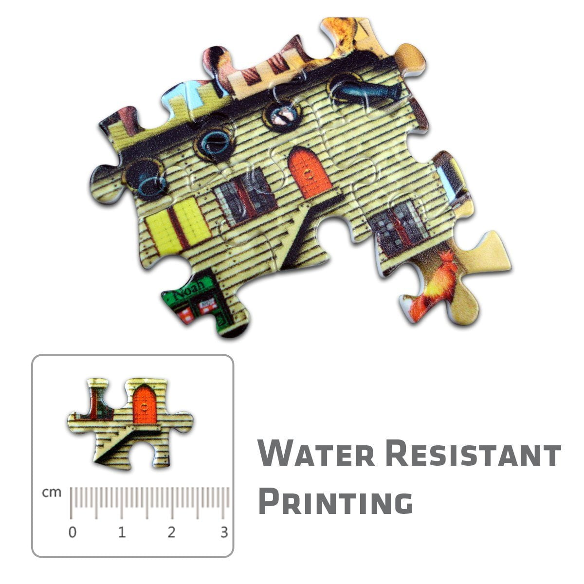 Water Resistand Printing