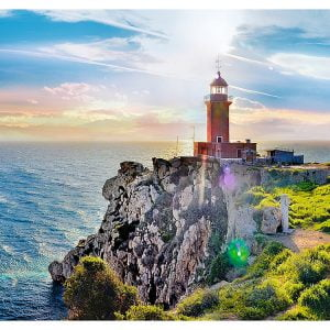 Melagavi Lighthouse 1000 Piece Trefl Puzzle