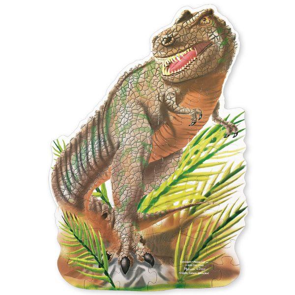Melissa & Doug Tyrannosaurus Rex 48 Piece Floor Puzzle