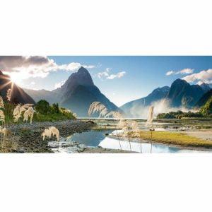 Milford Sound Panorama 1000 Piece Heye Puzzle