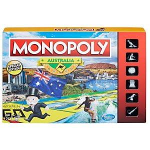 Monopoly Australian Edition
