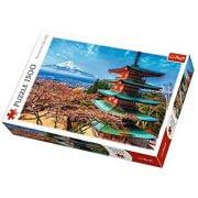 Mount Fuji 1500 Piece Trefl Puzzle