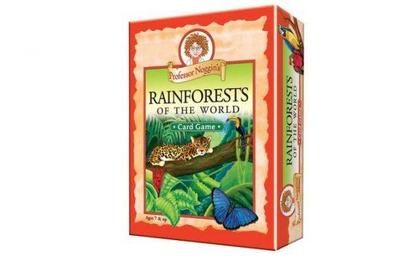 Proffesor Noggins - Rainforests of the World Card Game