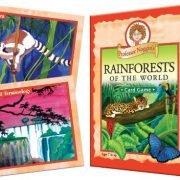 Professor Noggin's Rainforests of the World Card Game