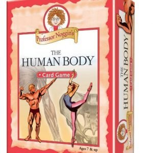 Professor Noggin's - The Human Body Card Game