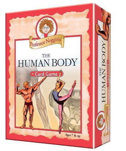 Professor Noggin's – The Human Body Card Game
