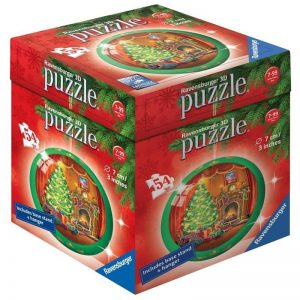 3D christmas Ornaments (Set 2) Ravensburger