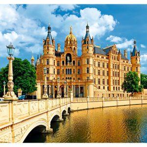 Schwerin Palace 1000 Piece Trefl Puzzle