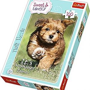 Sweet & Lovely Summertime 100 Piece Puzzle Trefl