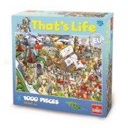 That's Life - Theme Park 1000 Piece Puzzle