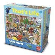 Thats Life - Traffic 1000 Piece Puzzle