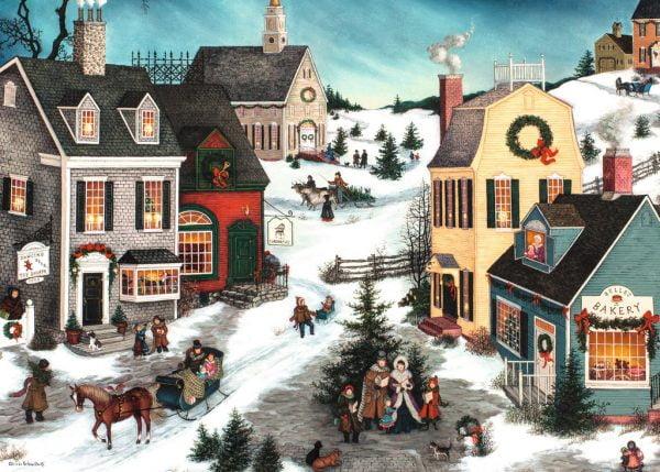The Joy of Christmas Ravensburger 1000 Piece Puzzle