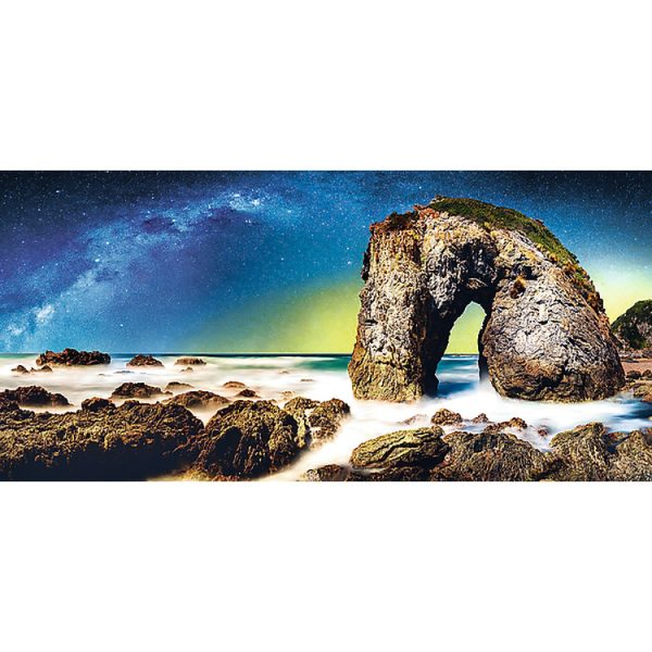 The Milky Way Panorama 1000 Piece Jigsaw Puzzle