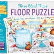 Three Blind Mice Floor Puzzle