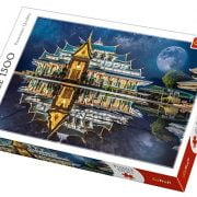 Wat Pa Phu Kon, Thailand 1500 Piece Trefl Puzzle