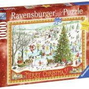 Winter Wonderland Ravensburger 1000 Piece Puzzle