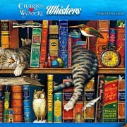 Wysocki Whiskers - Frederick the literate 1000 Piece Puzzle