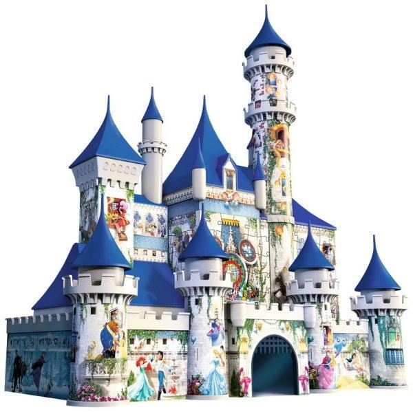 ravensburger-3d-puzzle-216pc-disney-castle