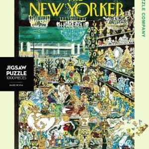 Antique Shop 1000 Piece Puzzle