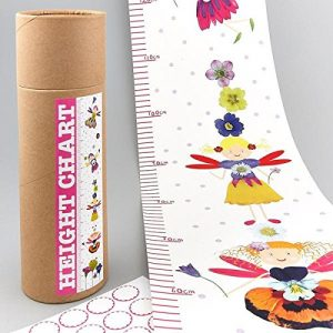 Floss & Rock Height Chart Petal Fairy