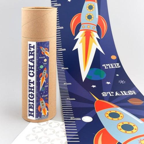 Floss & Rock Height Chart – Rocket