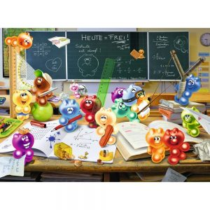 Gelini - Fun in the Classroom 300 XXL Piece Ravensburger Puzzle