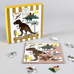 Magnetic Puzzle - Dinosaur 25 Piece