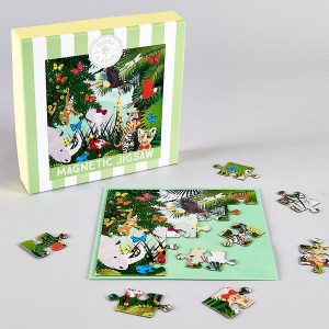 Magnetic Puzzle - Go Wild 25 Piece Puzzle
