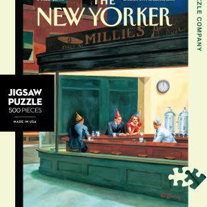 Nighthawks New Year 500 Piece Puzzle
