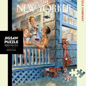 Summer Getaway 500 Piece Puzzle