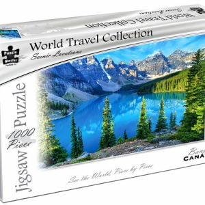 World Travel Collection Banff Canada 1000 Piece Puzzle