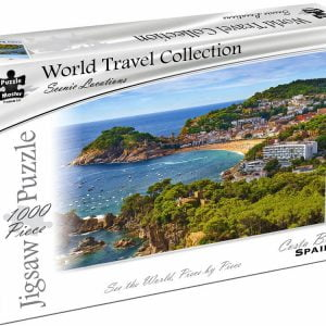 World Travel Collection - Costa Brava Spain 1000 Piece Puzzle