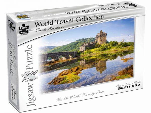 World Travel Collection - Eilean Donan Castle