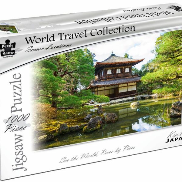 World Travel Collection – Kyoto Japan 1000 Piece Puzzle