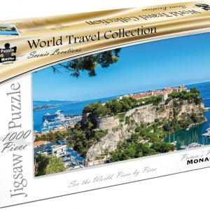World Travel Collection Prince's Palace, Monaco 1000 Piece Puzzle